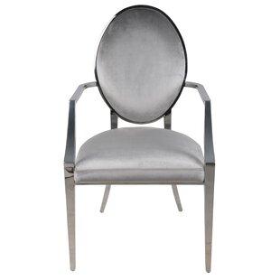 Luro Fabric Armchair (Set of 2) by Rosdorf Park