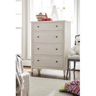 Compare prices Serendipity 4 Drawer Dresser ByCanora Grey