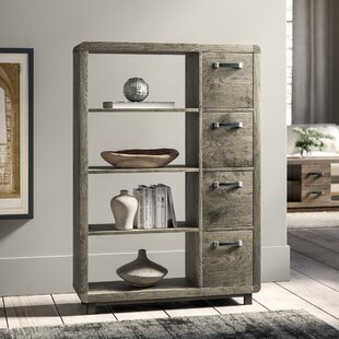 Affordable Jodi Standard Bookcase By Greyleigh