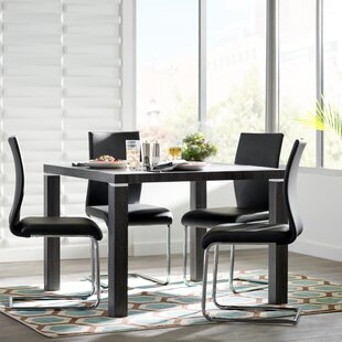 Ebern Designs Alva 5 Piece Dining Set