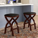 Jamarion 24.13 Counter Stool (Set of 2) by Three Posts