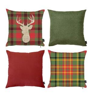 Merry Christmas Pillow Covers Wayfair