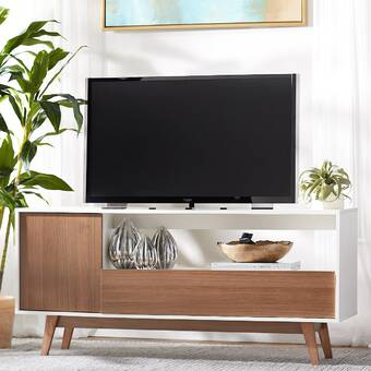 George Oliver Glenn Tv Stand For Tvs Up To 65 Reviews Wayfair