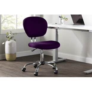 Charmant Lavender Desk Chair | Wayfair