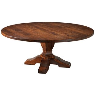 Sheffield Pedestal Dining Table MacKenzie-Dow