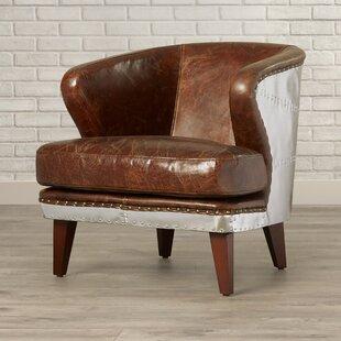Chimayo Barrel Chair by Trent Austin Design