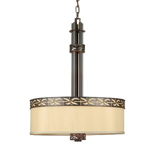 Bloomsbury Market Highbridge 4-Light Drum Pendant