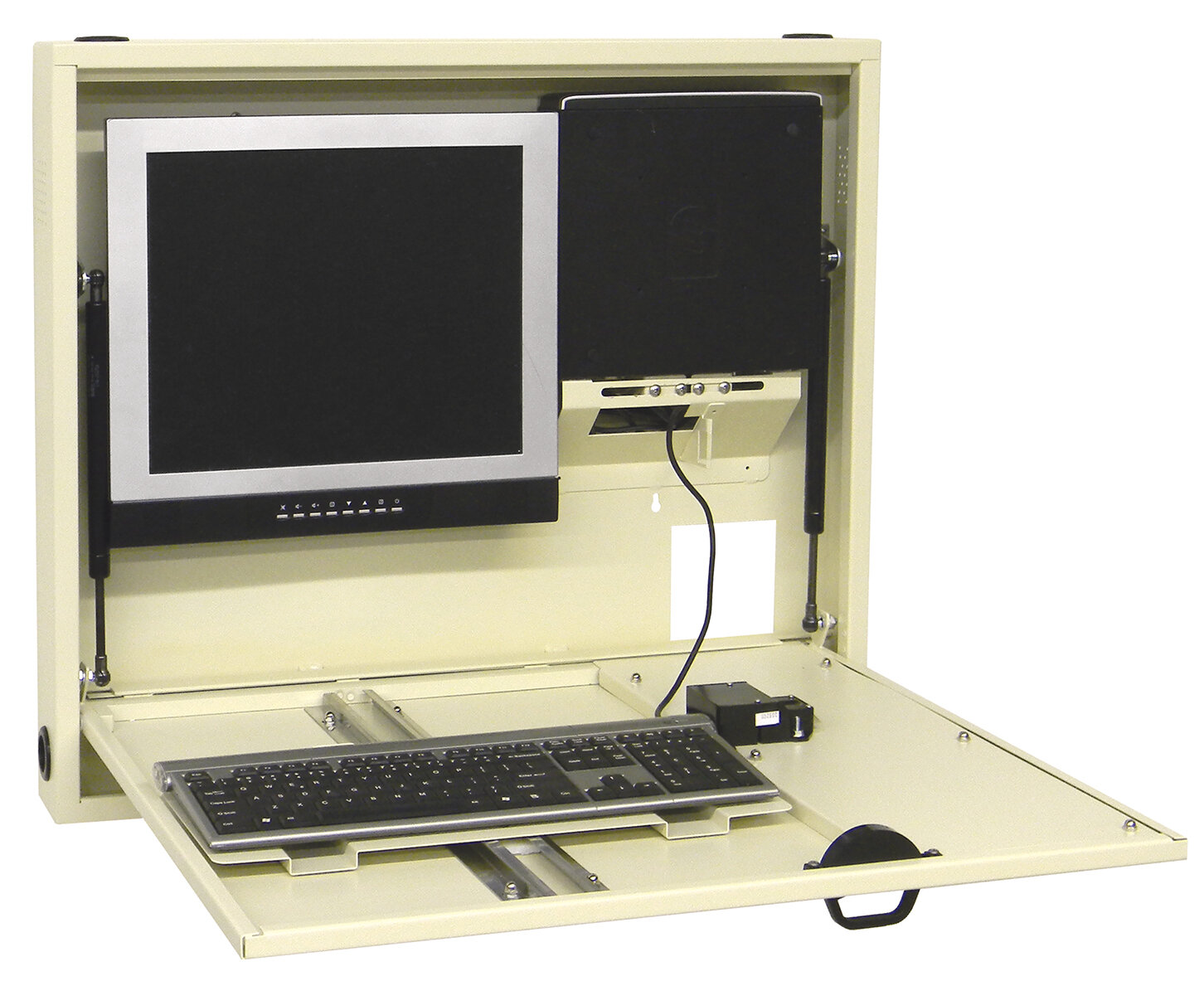 thin client informatic floating desk