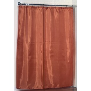 Broussard Polyester Single Shower Curtain