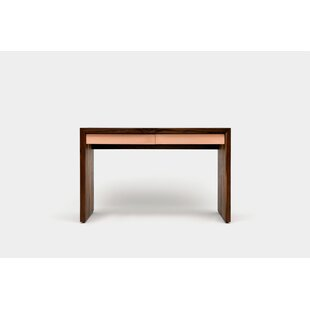 SQM Solid Wood Writing Desk by ARTLESS