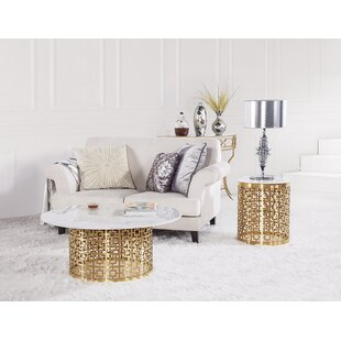 I Home Furniture Artesia Coffee Table