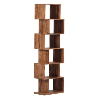 Amerson Geometric Bookcase by Foundry Select SKU:DA806804 Details