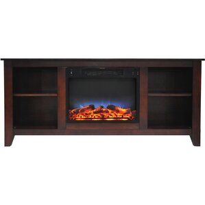 Ackermanville Electric Fireplace Inser..