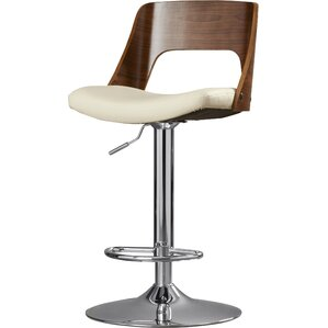 Arechiga Swivel Bar Stool by Brayden Studio