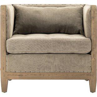 Vert Deconstructed Armchair by Zentique