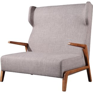 Konola Loveseat by Bloomsbury Market