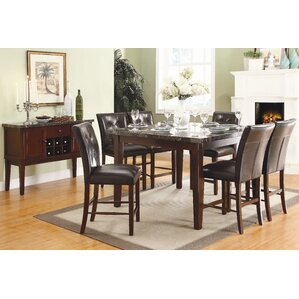 Blackwater 7 Piece Dining Set by Red Barr..