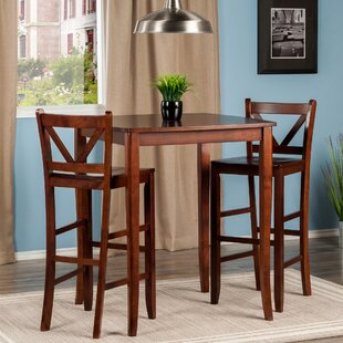 Inglewood 3 Piece Pub Table Set Winsome