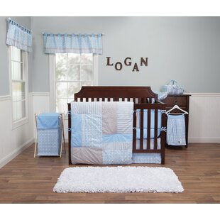 Best Review Topper Lattice Fitted Crib Sheet ByHarriet Bee