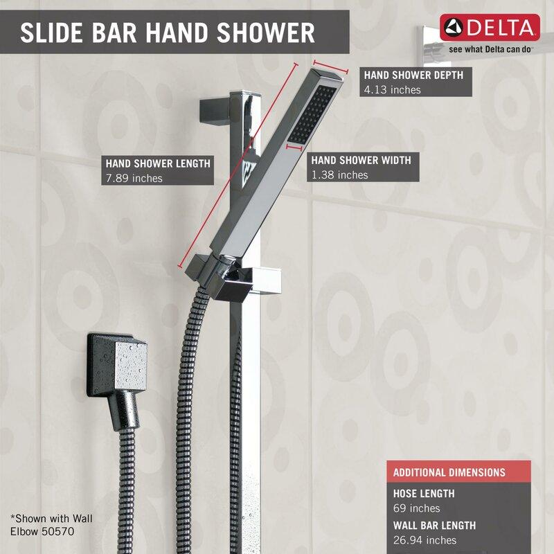Delta Shower Heads With Hand Shower.Delta Shower Head Reviews Top 8 Quality Shower Heads With Style
