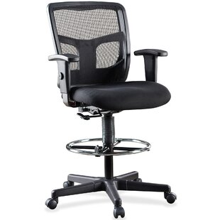 Ratchet Mesh Drafting Chair