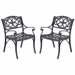 Six Patio Dining Chair (Set of 2)