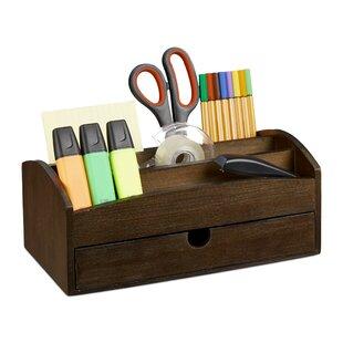 Oralia Desk Organiser By Brambly Cottage