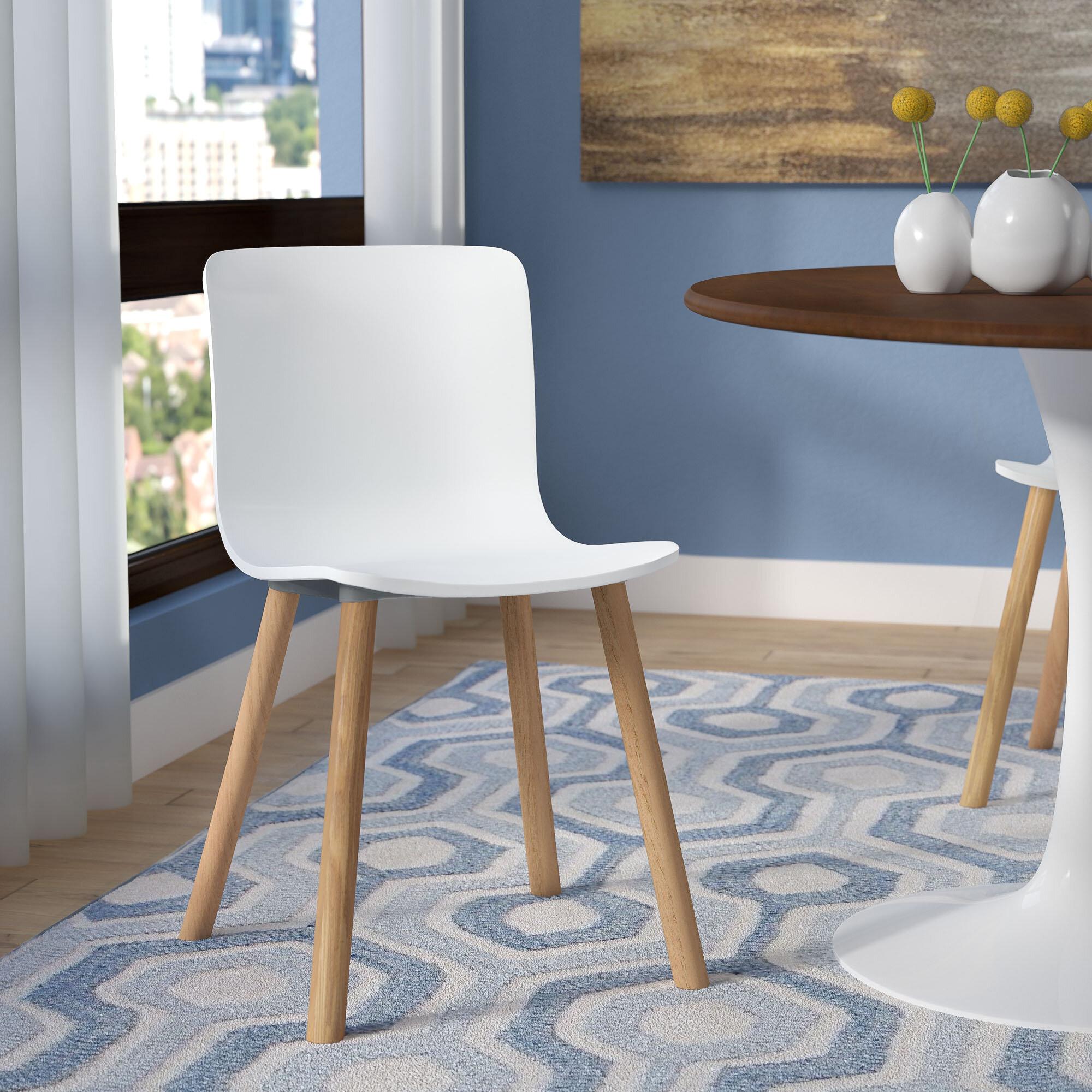 Langley Street Eldon Dining Chair U0026 Reviews   Wayfair