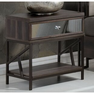 Andromeda 1 Drawer Nightstand