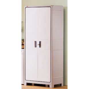 Optima Wonder Plastic 72 1 H X 30 7 W 18 5 D Storage Cabinet