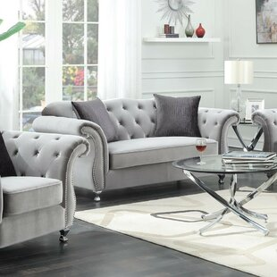 Darby Home Co Alcala Loveseat