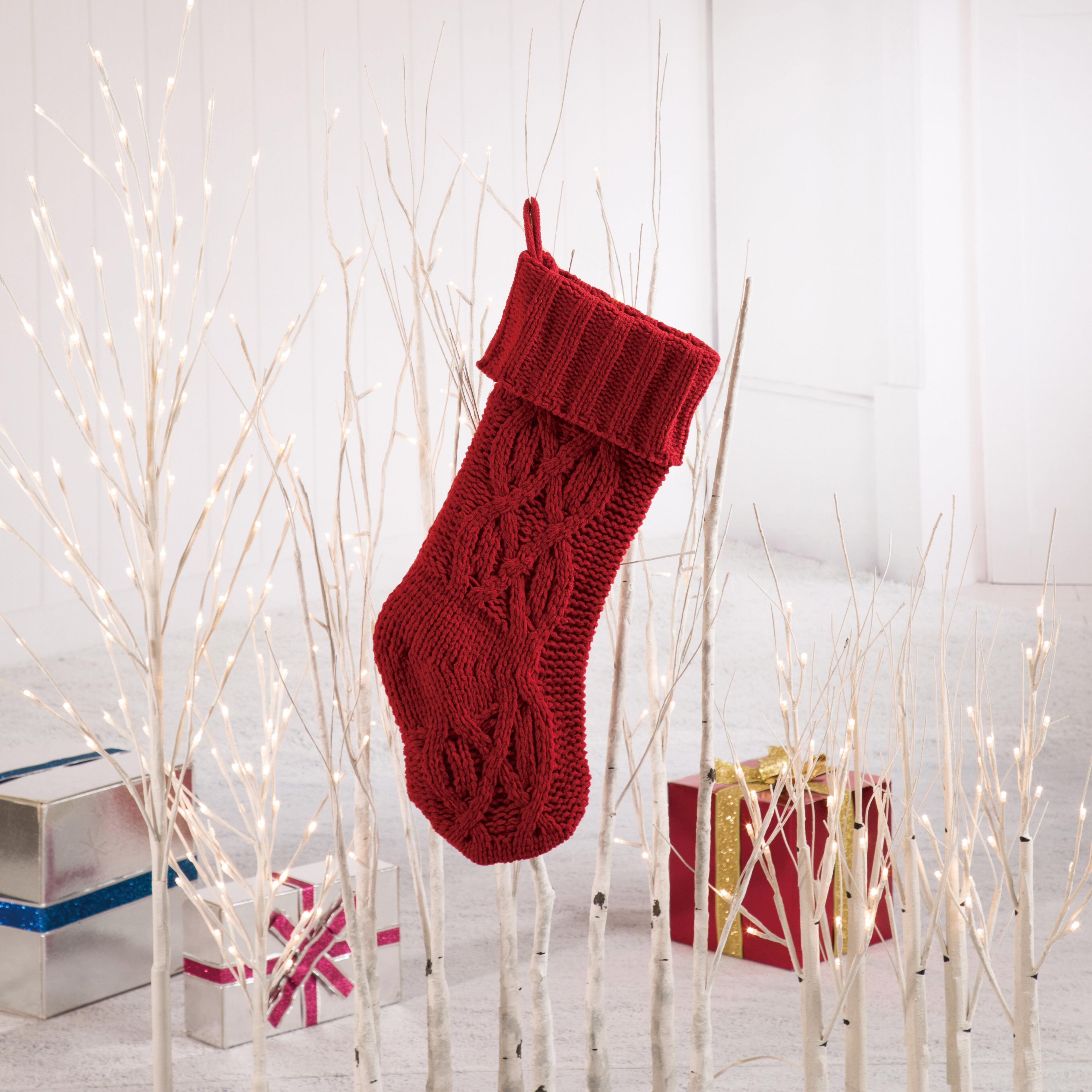 Knitted Stocking Reviews Joss Main
