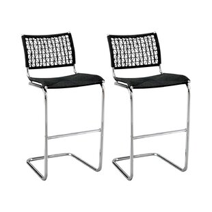 Swivel Bar Stool (Set Of 2) By Dan-Form