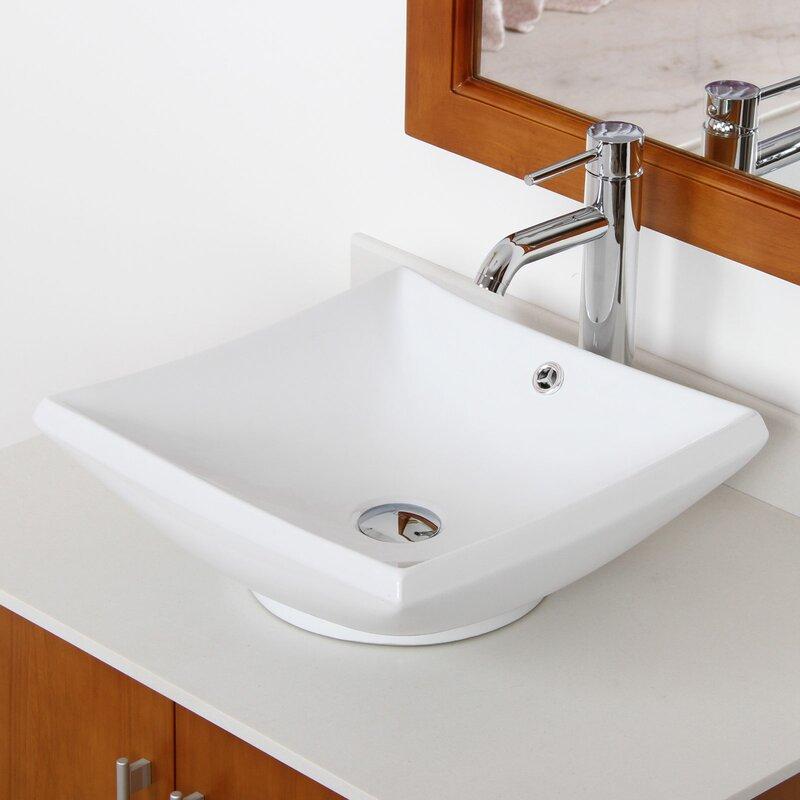 Elite Bathroom Faucet & Reviews   Wayfair