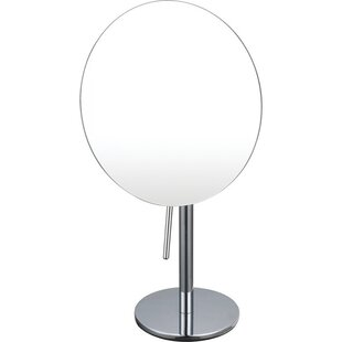 Inexpensive Free Standing Makeup Mirror ByGlimmer by Nameeks