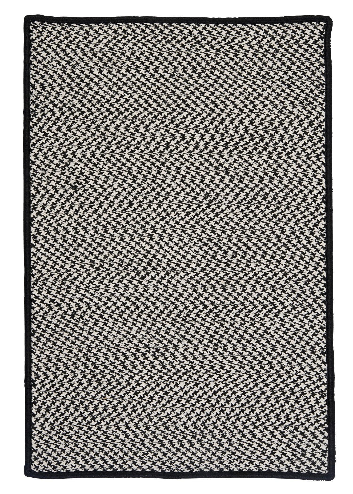 black missamara tribal pattern flatweave la products denim blue rug paz