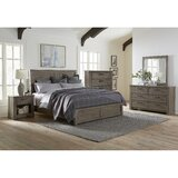 Tiegan Standard 5 Piece Bedroom Set by Gracie Oaks