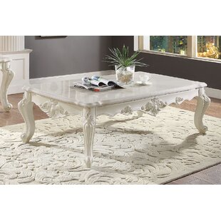Astoria Grand Towner Apron Living Room Coffee Table