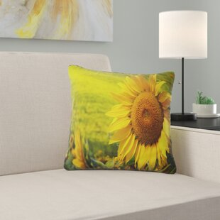 Sunflower Pillow Wayfair