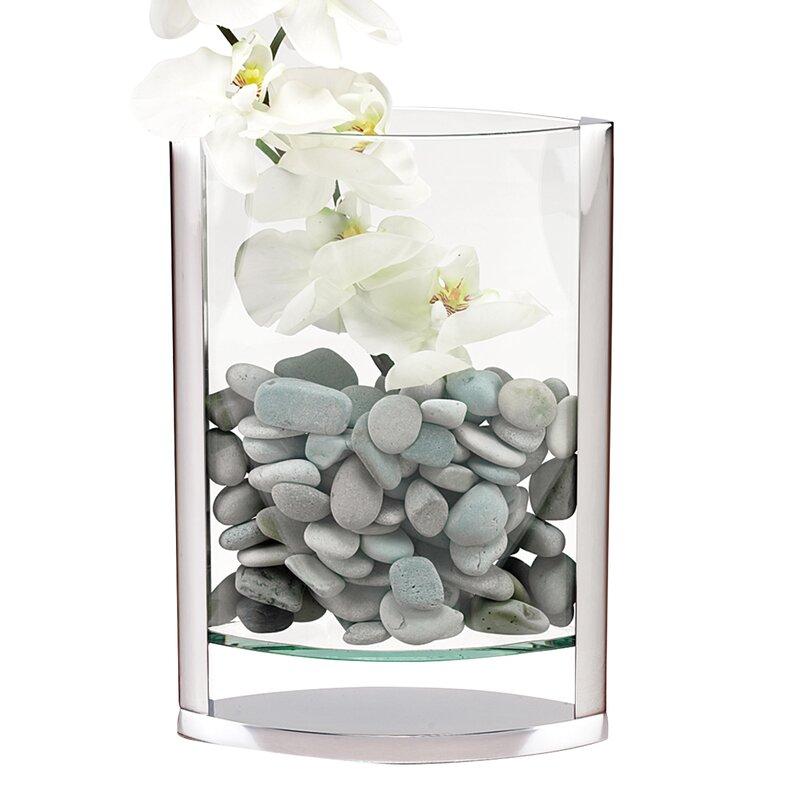 Badash Crystal The Donald Pocket Vase Wayfair