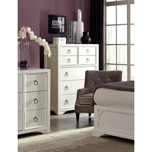 Fazeley 3 Drawer Chest by House of Hampton