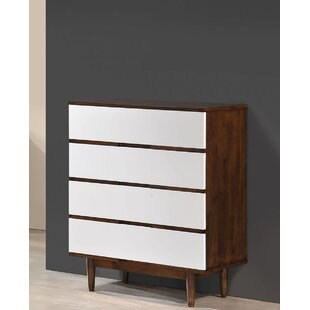 Dutchess High 4 Drawer Chest