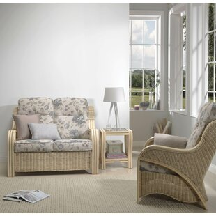 Macy 3 Piece Conservatory Sofa Set By Beachcrest Home