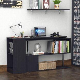 Credenza L Shaped Desks You Ll Love In 2021 Wayfair