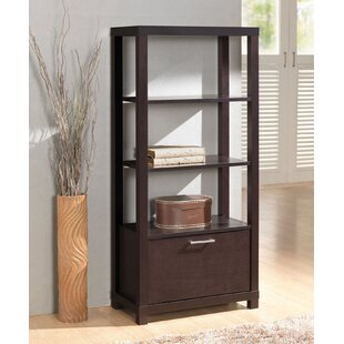 Albright Standard Bookcase by Charlton Home Sale
