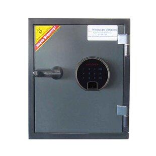 Fingerprint Fire Safe 0.9 CuFt by Wilson Safe