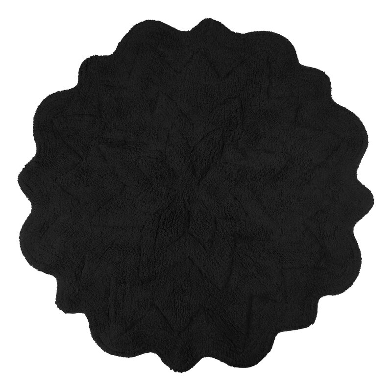 7bd381be1b41 Sherry Kline Over Tufted Petals Bath Rug   Reviews