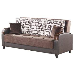 Review Defoor Reclining Sleeper Sofa by Latitude Run