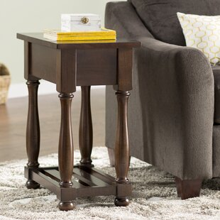Mannox Chairside Table By Alcott Hill