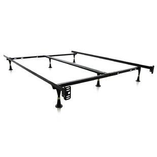 Pabst 6 Leg Adjustable Metal Bed Frame